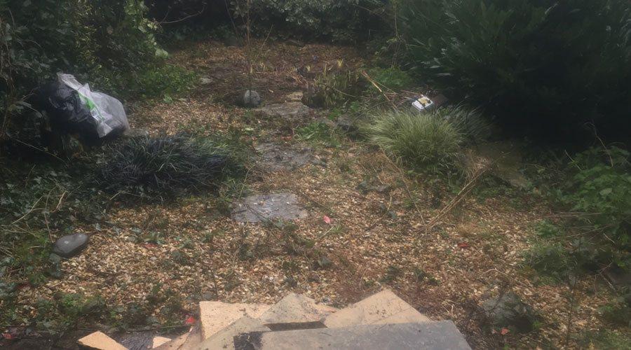 Courtyard Garden Landscaping