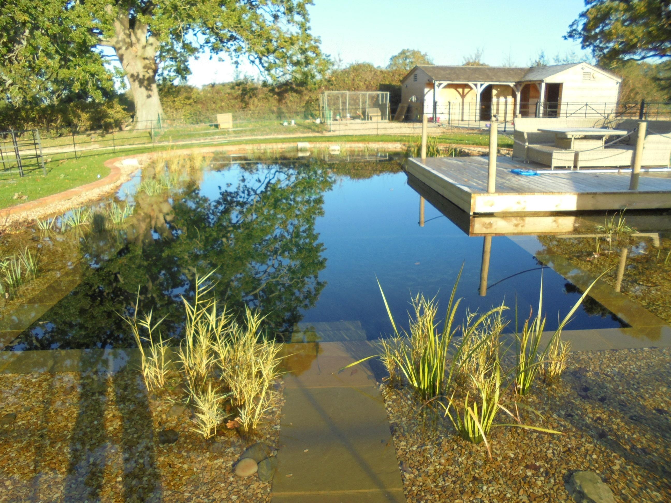 Wimborne - Chlorine Free Pool